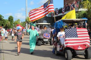 July Parade