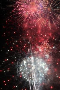 Fireworks on July 3 Event