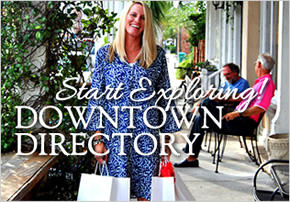 Start Exploring Downtown Directory