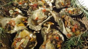 Don't Miss the Oyster Cook-Off!