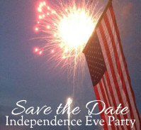 Independence Eve event