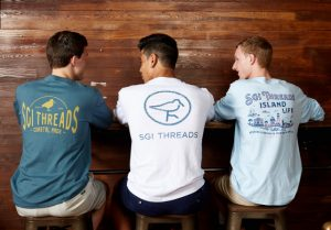 SGI Threads shirts